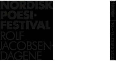 Nordisk poesifestival | Rolf Jacobsens Venner